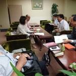 平成28年度 第2回中央支部正副支部長会議 開催報告