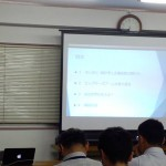 研修部主催「知のホットコーナー」第二回開催報告