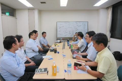 中央支部 秋大会新入会員歓迎PJ会議開催報告