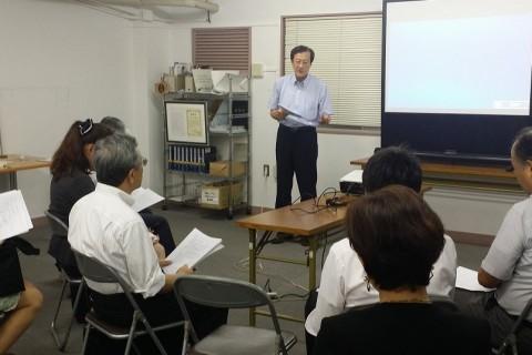 中央支部 会員部主催 新入会員向けイベント 「診断士スタートダッシュセミナー」報告
