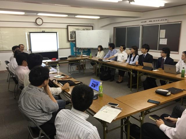 拡大合宿プロジェクト 第1回会議開催のご報告