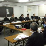 中央支部 平成28年度 第4回総務部会(平成28年12月1日)開催報告
