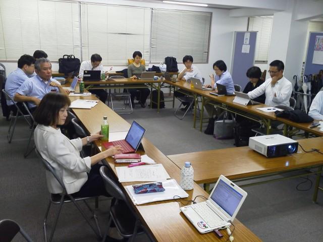 「中央支部カンファレンス2017」実行委員会 第6回会合 開催報告