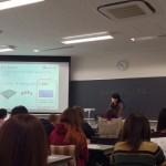 グローバル・ウインド 「英語が苦手な私が、大学で90分ほぼ英語で講義をした話」(2017年9月)