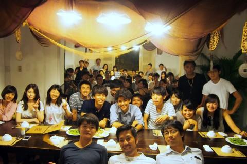 グローバル・ウインド 「ベトナムから世界に羽ばたけ!若者にリアルな海外ビジネス体験を」(2017年9月)