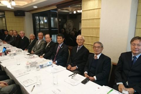 中央支部 平成29年度 顧問・政策委員会議(平成29年11月13日) 開催のご報告