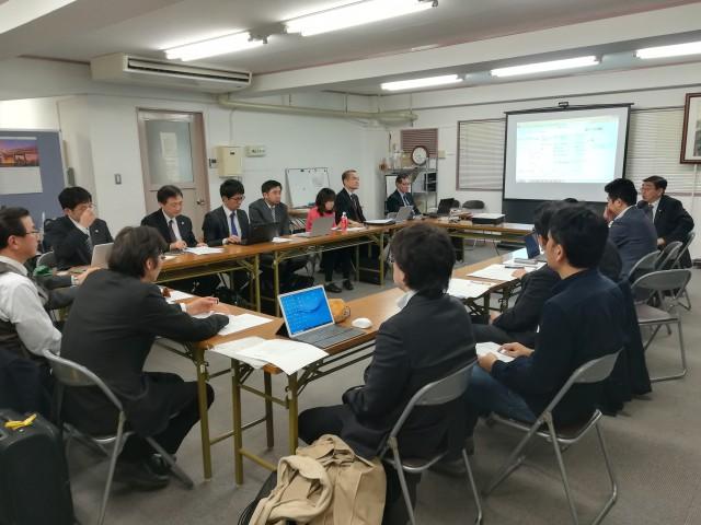 中央支部 平成29年度 第4回総務部会 (平成29年12月7日)開催報告