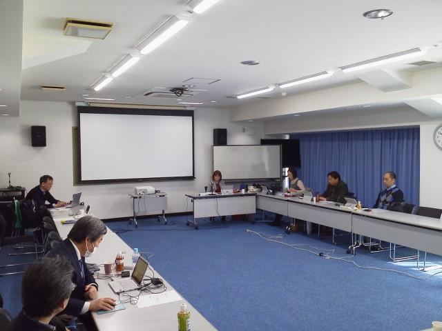 平成29年度 第6回中央支部正副支部長会議 開催報告