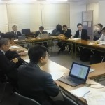 中央支部 平成29年度 第5回総務部会 (平成30年2月8日)開催報告