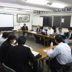【開催報告】中央支部 平成30年度 第1回総務部会 (平成30年4月20日)