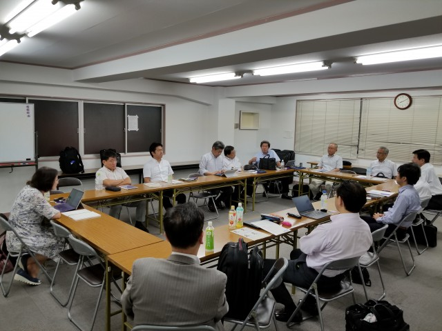 【開催報告】4区診断士会連絡会議・8月例会