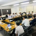 【開催報告】中央支部 平成30年度 第4回部長会(平成30年9月13日)