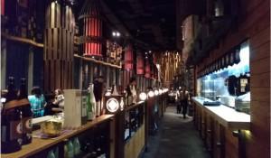 02_日本食レストラン入口