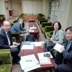 平成30年度 第4回中央支部正副支部長会議 開催報告