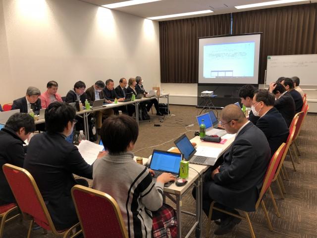 中央支部 平成30年度 第8回部長会 (平成31年1月26日)開催報告