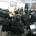中央支部 平成30年度 第5回執行委員会(2019年(平成31年)2月21日)開催報告