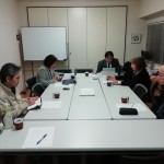 平成30年度 第5回中央支部正副支部長会議 開催報告