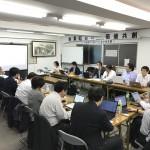 中央支部 平成31年度 第1回部長会 (2019年(平成31)年4月18日)開催報告