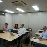 「第1回 研修ツール開発プロジェクト」会議開催報告